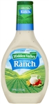 Plastic Bottle Hidden Valley Ranch Dressing - 16 Oz.