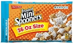 Malt-O-Meal Frosted Mini Spooners Cereal 36 oz