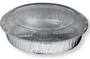 Handi Foil Round Container With Lid - 9 in.