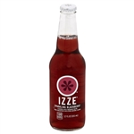 Izze Beverage Blackberry Bottle - 12 Oz.