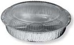 Handi Foil Round Container With Dome Lid Combo Pak - 9 in.