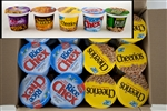 General Mills Assorted Goodness Pack Cereal In a Cup - 2.18 Oz.