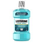 Listerine Cool Mint Antiseptic Mouthwash - 1.5 Ltr.