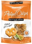 Buffalo Wing Pretzel Crisps - 7.2 oz.