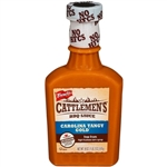 Cattlemens Barbecue Gold Sauce - 18 Oz.