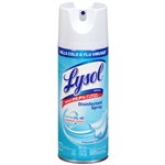 Lysol Crisp Linen Scent Disinfectant Spray - 12.5 Oz.