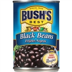 Bush Black Beans - 15 oz.
