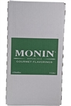 Monin Ruby Red Grapefruit Syrup - 1 Ltr.
