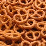 Azar Miniature Twist Pretzel 6 Pound