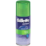 Gillette Shave Gel Sensitive Skin - 2.5 Oz.