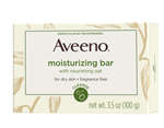Aveeno Facial Moisturizing Bar Fragrance Free - 3.5 Oz.