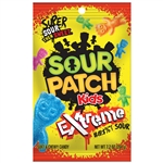 Sour Patch Extreme Peg Bag Candy - 7.2 oz.