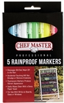 Mr Bar B Q Rain Proof 5 Color Marker