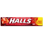 Cadbury Adams Halls Cherry 9 Pieces
