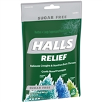 Halls Sugar Free Assorted Mints 25 Piece Bag