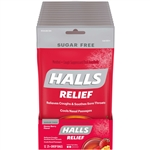 Halls Honey Berry Sugar Free 25 Piece