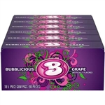 Bubblicious Gonzo Grape Sugar Free Gum - 1.36 oz.