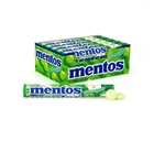 Perfetti Van Melle Vertical Showbox Mentos Green Apple Candy