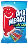 Candy Airheads Mini Bar Peg Bag - 4.2 Oz.