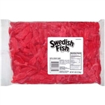 Swedish Fish Red Candy Bulk Bag - 5 Pound