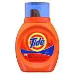 Procter and Gamble Tide 2x Original Liquid Laundry Detergent - 25 Oz.