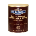 Ghirardelli Sweet Ground Chocolate and Cocoa - 3 Lb.