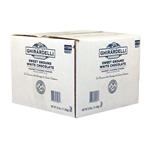 Ghirardelli Sweet Ground White Chocolate Flavor Mix - 25 Lb.