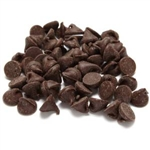 Semi-Sweet Chocolate Chips - 25 Pound