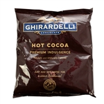 Ghirardelli Double Chocolate Premium Hot Cocoa - 32 Oz.