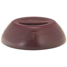 Cambro Cranberry Insulated Dome Plate 9 in.