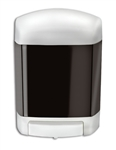 Tolco Plastic Clear Choice Soap Dispenser White - 50 Oz.