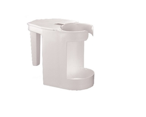 Tolco Bowl Caddy White