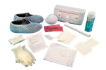 Tolco Bloodborne Pathogen Kit Clean Up With Disinfectant Boxed