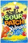 Sour Patch Xploderz Candy Peggable - 6.5 oz.