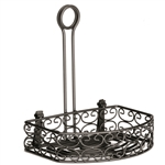 Tablecraft Black Half Versa Large Rack