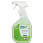Clorox Commercial Solutions Green Works All Purpose Spray Cleaner - 32 Oz.