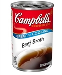Campbell's Broth Red and White Beef 10.5 Oz.