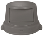 Continental Dome Lid Top Gray