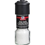 McCormick Sea Salt Grinder Seasoning 2.12 oz.