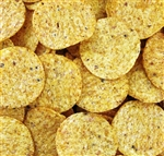 Clown-Gysin Round Tortilla Chips Yellow - 2 Lb.