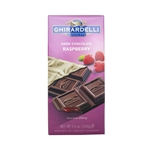 Bar Dark Chocolate with Raspberry - 3.5 Oz.