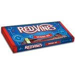 American Licorice Red Vines Original 5 oz. Red Twist Candy