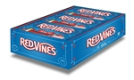 American Licorice Red Vines Original Red Twist 5 oz. Tray