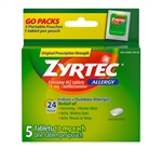Zyrtec 24 Hour Hive Relief Syrup - 10 Mg.