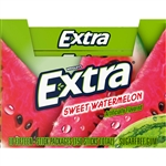 Wrigleys Extra Fruit Sensations Sweet Watermelon Gum