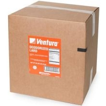Ventura Foods Deodorized Lard Shortenings - 50 Lb.