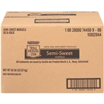 Toll House Semi Sweet Chocolate Chips - 50 pound