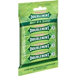 Wrigleys Doublemint Gum Four Pack