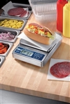 Edlund Digital Stainless Steel Heavy Duty With Rechargeable Battery Scale