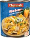 Nestle Chef Mate Que Bueno Jalapeno Cheese Sauce - 106 Oz.
